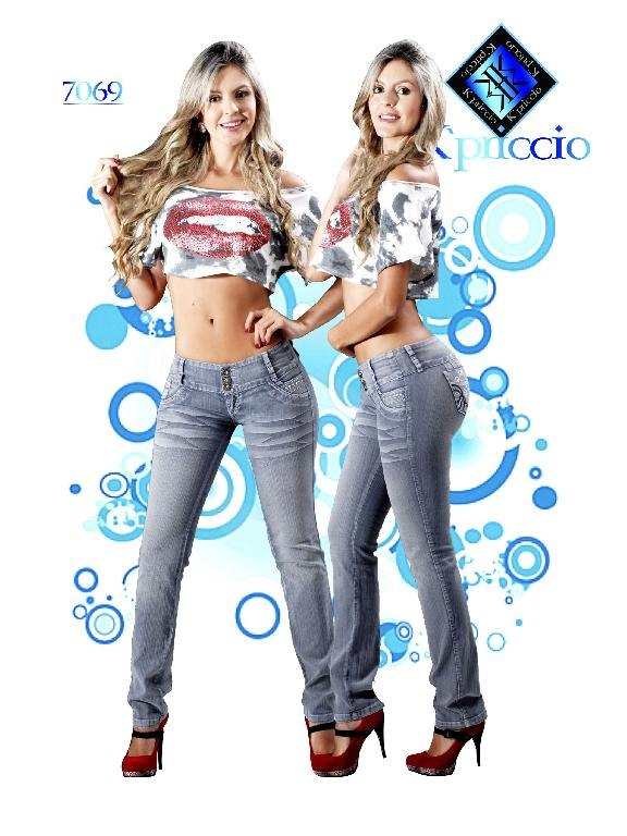 WOMEN FASHION JEANS K´PRICCIO - Ref. 127 -7069