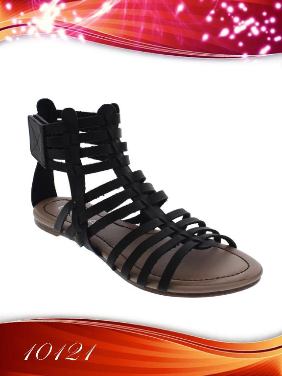 Calzado Moda Liliana - Ref. 210 -10121 Mia Black