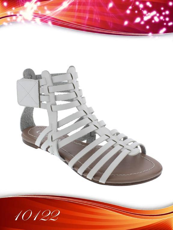 Calzado Moda Liliana - Ref. 210 -10122 Mia White