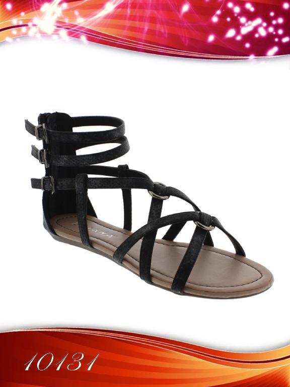Calzado Moda Liliana - Ref. 210 -10131 Bianca 6 negra