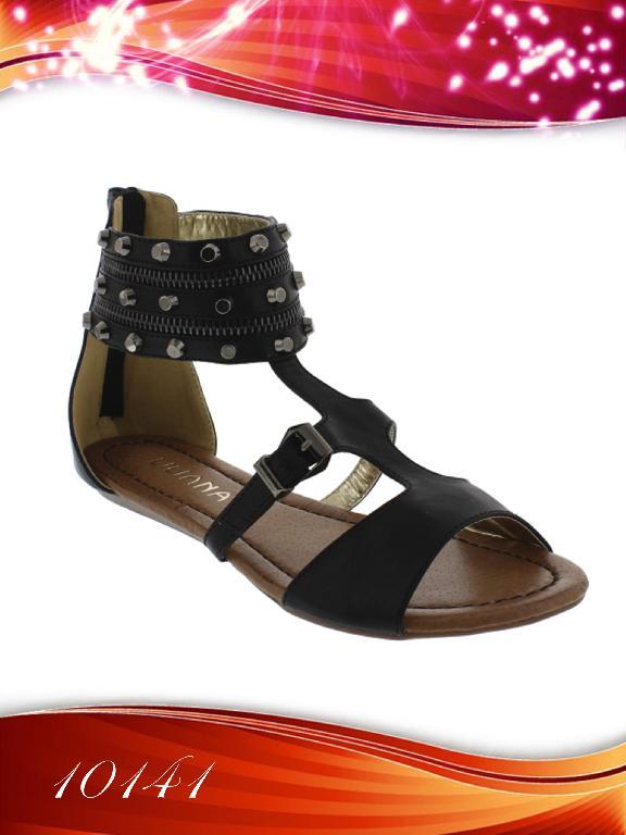 Calzado Moda Colombiana - Ref. 210 -10141 Bianca-7 NEGRO