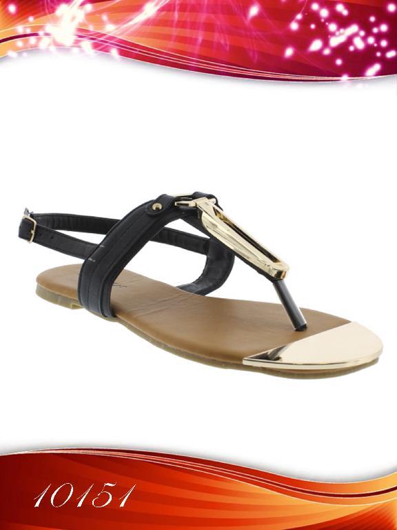 Calzado Moda Colombiana - Ref. 210 -10151 Corey Black