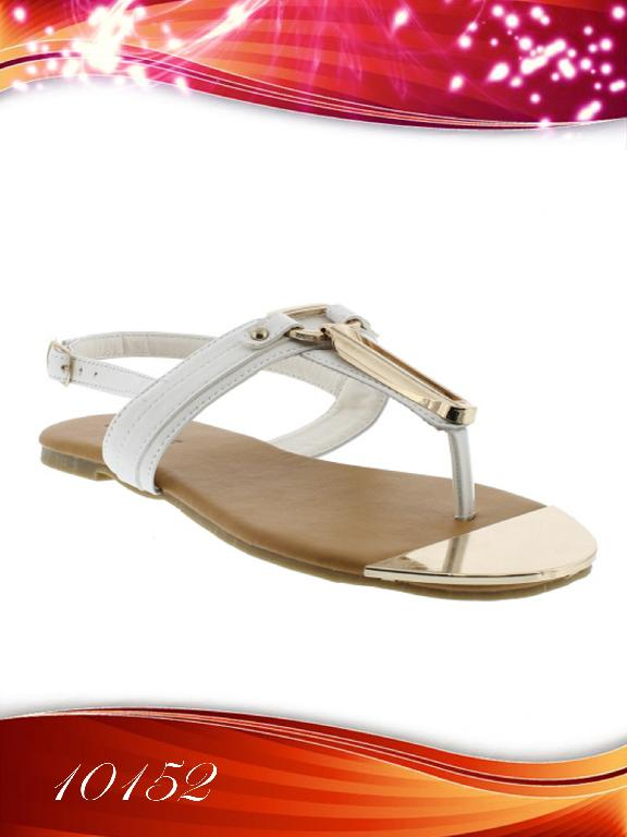Calzado Moda Colombiana - Ref. 210 -10152 Corey Blanco