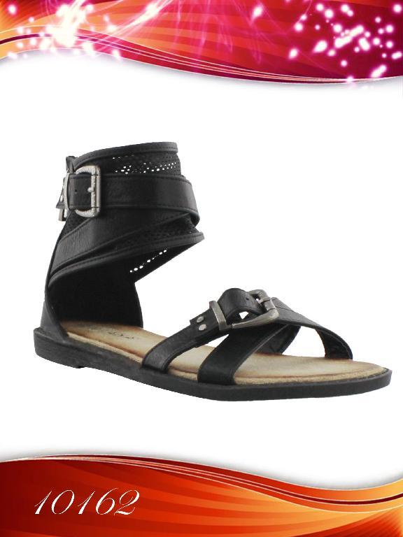 Calzado Moda Liliana - Ref. 210 -10162 Nichola-Negra