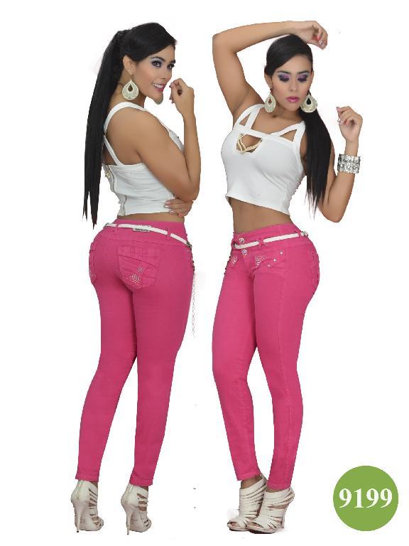 Jean Levantacola Colombiano Osheas - Ref. 103 -9199