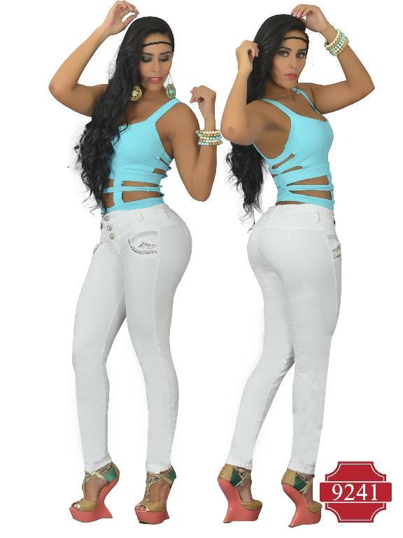 Jeans Levantacola Colombiano Osheas  - Ref. 103 -9241