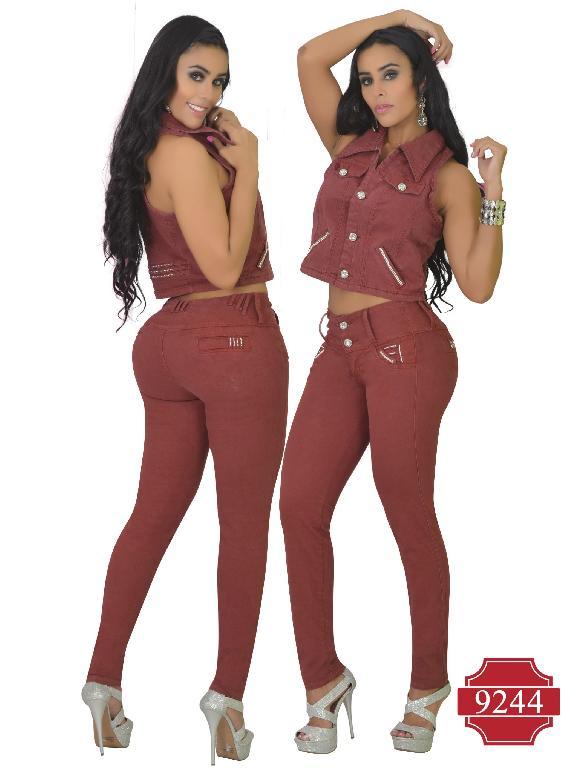 Conjunto Levantacola Colombiano Osheas  - Ref. 103 -9244
