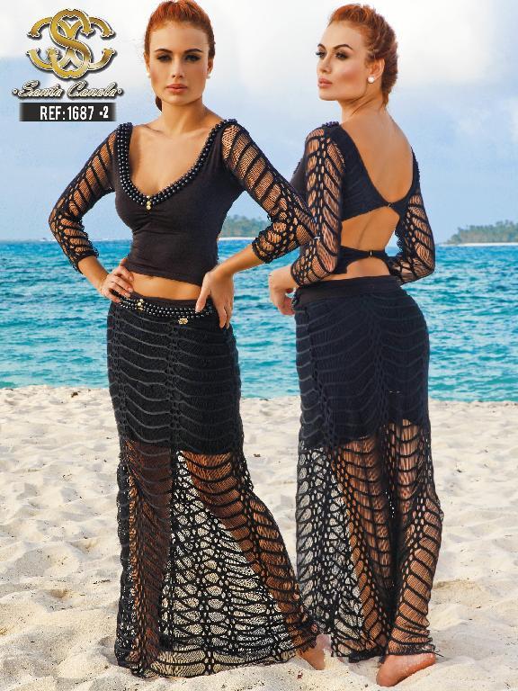 Imagenes de vestidos de moda en colombia