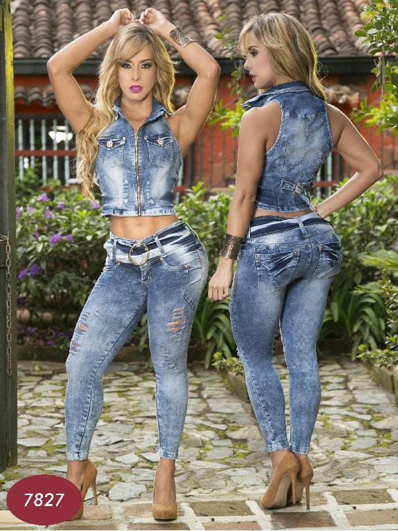 Conjunto Levantacola Colombiano Yes Brazil  - Ref. 113 -7827