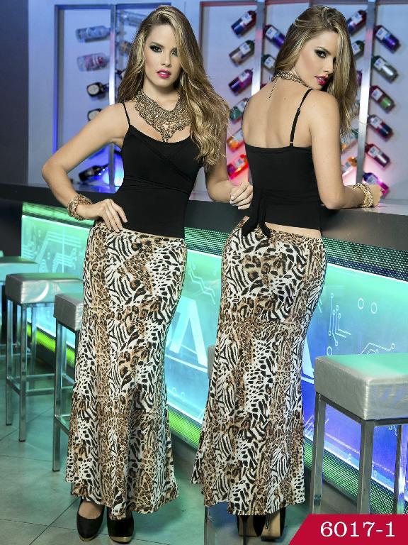Vestido Moda Colombiano Thaxx - Ref. 119 -60171