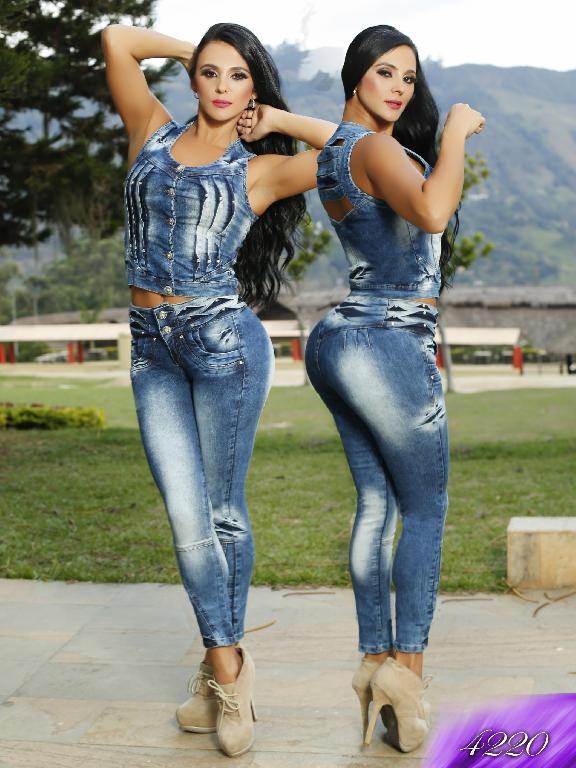 Conjunto Colombiano Kpriccio 4220-4216