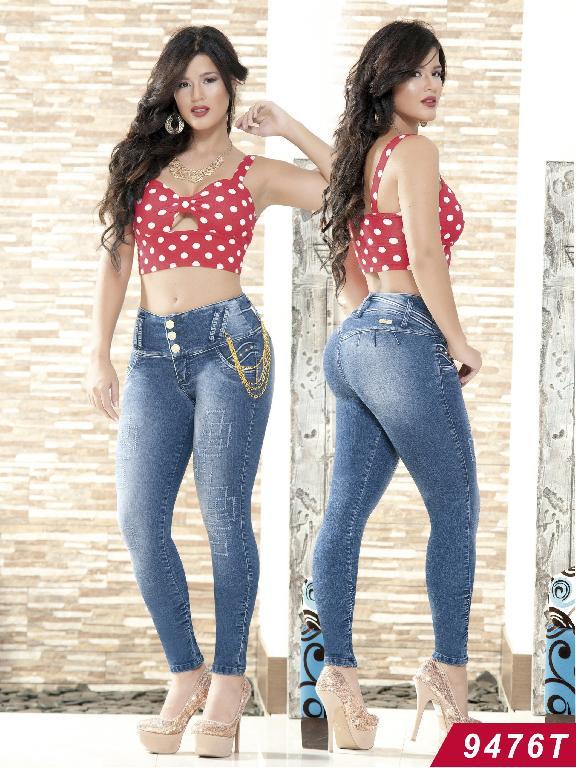Jeans Levantacola Colombiano Tabbachi