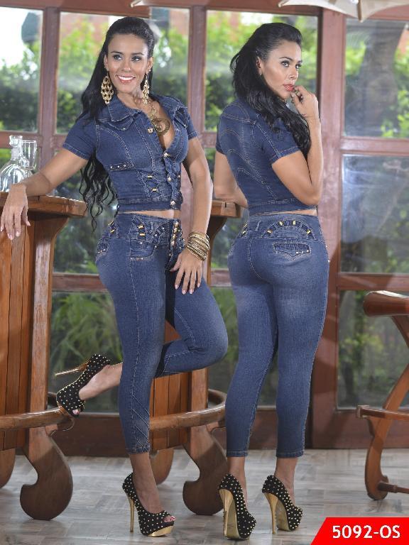 Conjunto Levantacola Colombiano Osheas  - Ref. 103 -5092 OS