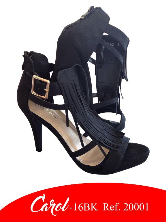 Tacon Carol-16 Black - Ref. 200 -Carol16 Black