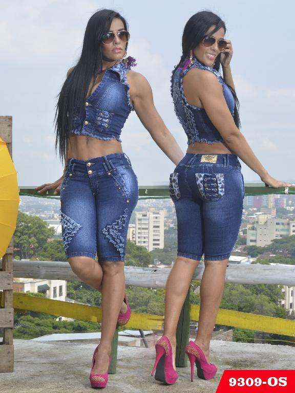 Conjunto Levantacola  Colombiano Osheas  - Ref. 103 -9309 OS