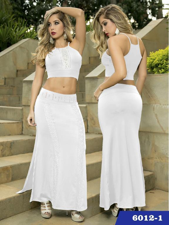 Vestido Moda Thaxx  - Ref. 119 -60121