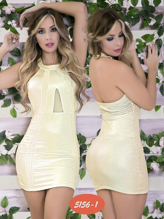 Vestido Moda Colombiana Thaxx - Ref. 119 -51561