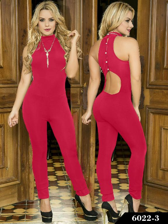Vestido Moda Colombiano Thaxx - Ref. 119 -60223