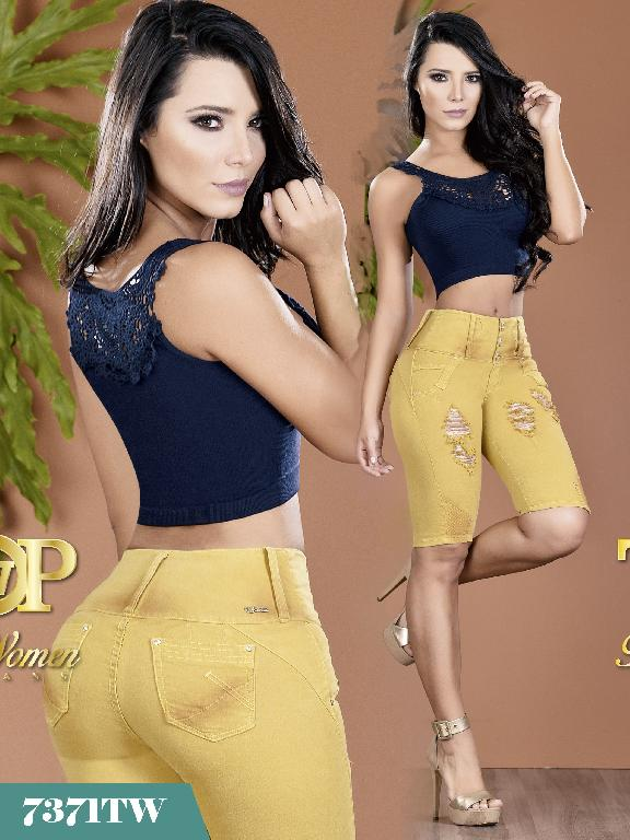 Torero Levantacola Colombiano Top Women