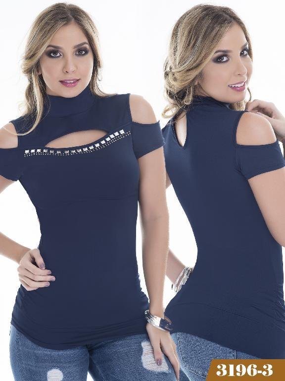 Blusa Moda Thaxx - Ref. 119 -31963