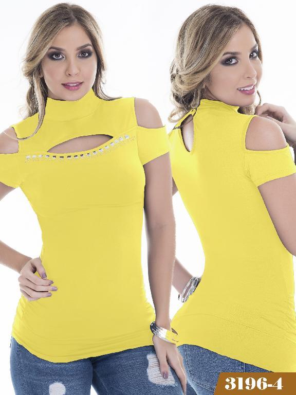Blusa Moda Thaxx - Ref. 119 -31964