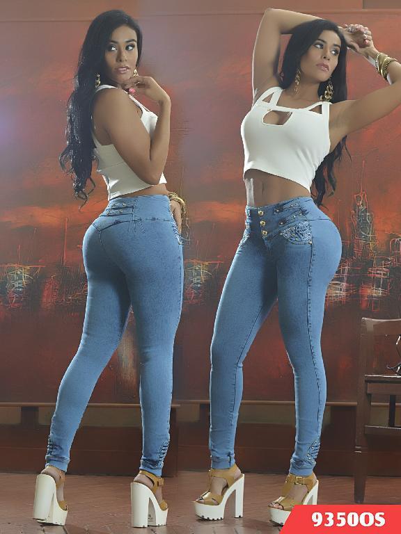 Jeans Levantacola Colombiano Osheas - Ref. 103 -9350 OS