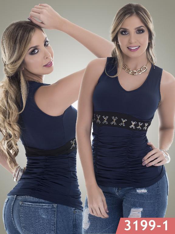 Blusa Moda Thaxx - Ref. 119 -31991