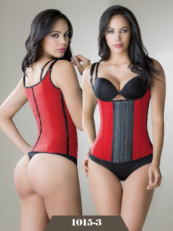 Faja Thaxx - Ref. 119 -1015-3 Rojo