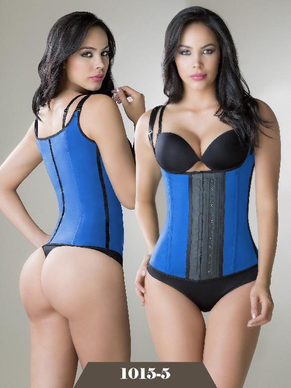 Faja Thaxx - Ref. 119 -1015-5 Azul
