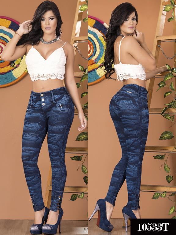Jeans Levantacola Colombiano Tabbachi 10533
