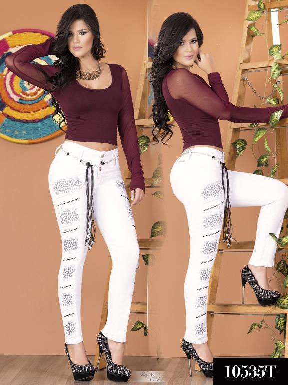 Jeans Levantacola Colombiano Tabbachi 10535