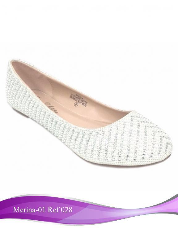 Calzado Baleta Merina-01  - Ref. 238 -028 Merina-01