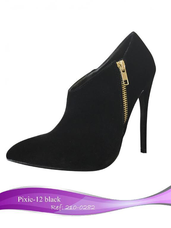 Calzado Liliana Pixie-12 Negro - Ref. 210 -028 Pixie-12 Negro