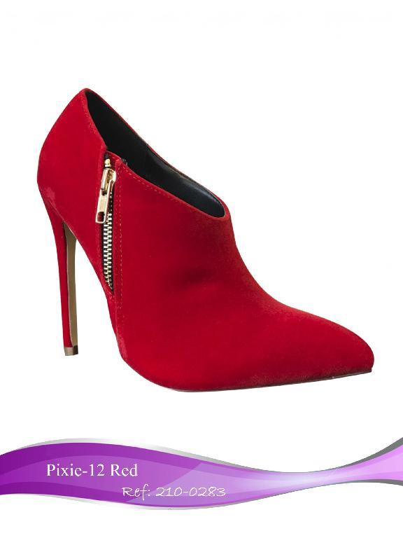 Calzado Liliana Pixie-12 Rojo  - Ref. 210 -028 Pixie-12 Rojo
