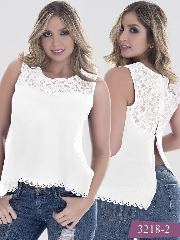 Blusa Moda Thaxx - Ref. 119 -3218-2