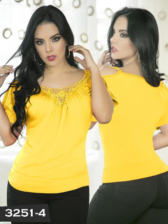 Blusa Moda Thaxx - Ref. 119 -3251-4