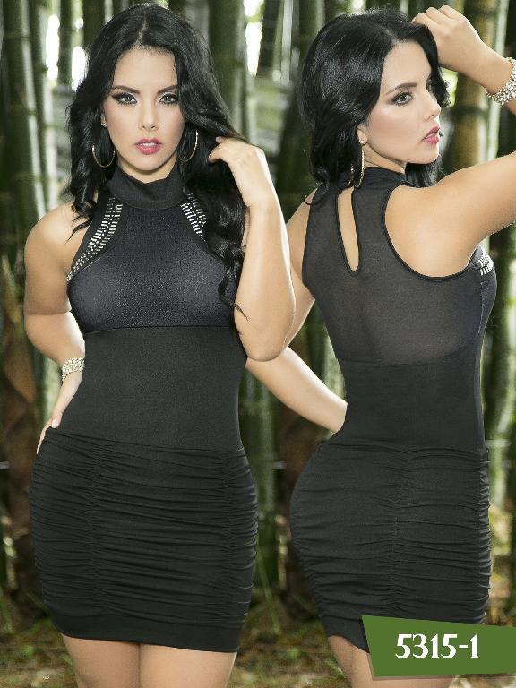 Vestido Moda Colombiano Thaxx - Ref. 119 -5315-1