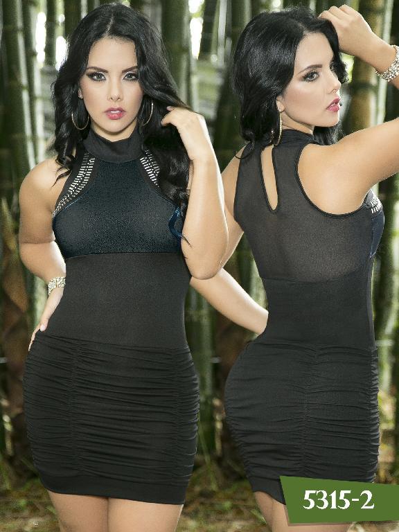 Vestido Moda Colombiano Thaxx - Ref. 119 -5315-2