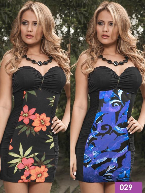 Vestido Reductor Colombiano Knela VIP  - Ref. 107 -029