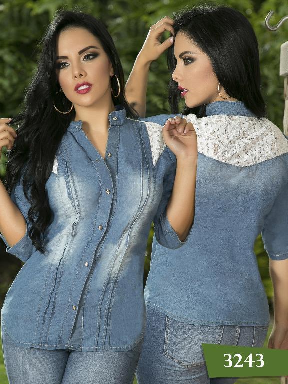 Blusa Moda Thaxx - Ref. 119 -3243-U