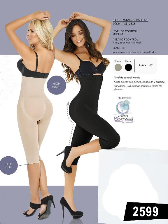 Shapes Abdomen Waist And Thighs - Ref. 136 -2599