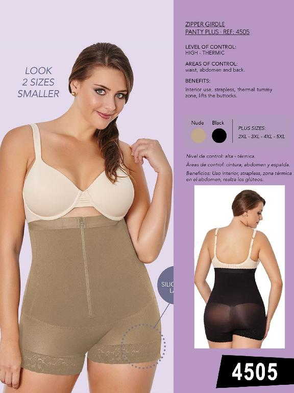 Specialized High Control Fabric With Thermal Abdominal Zone - Ref. 136 -4505