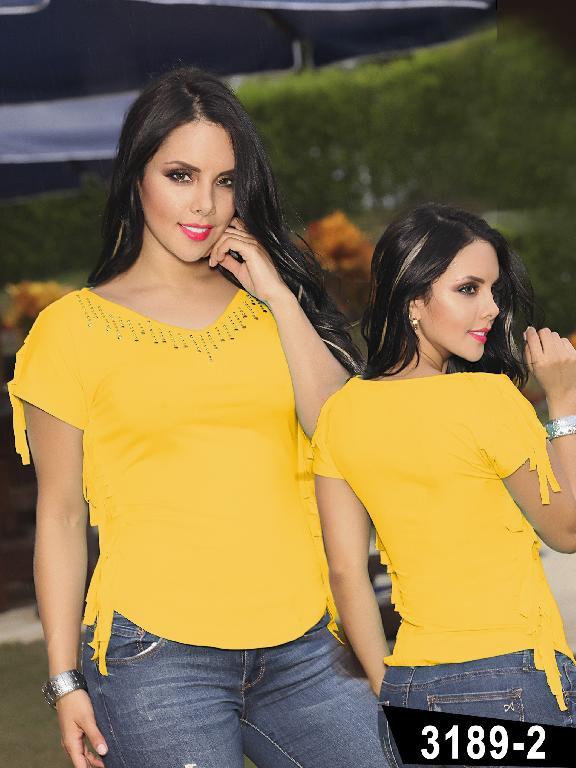 Blusa Moda Thaxx - Ref. 119 -31892