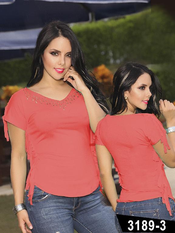 Blusa Moda Thaxx - Ref. 119 -31893
