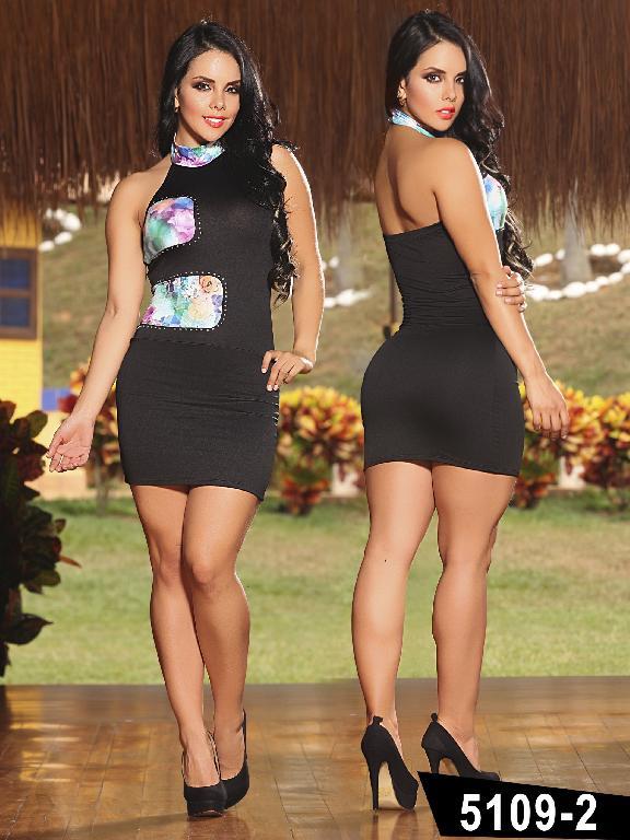 Vestido Moda Thaxx - Ref. 150 -51092