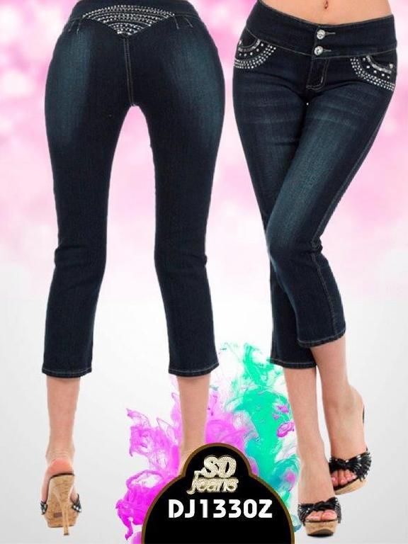 Jeans Levantacola SD  - Ref. 108 -1330z