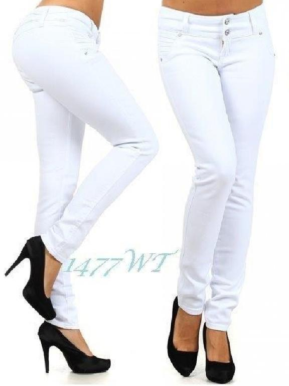 Jeans Dama Levantacola SD  - Ref. 108 -1477WT