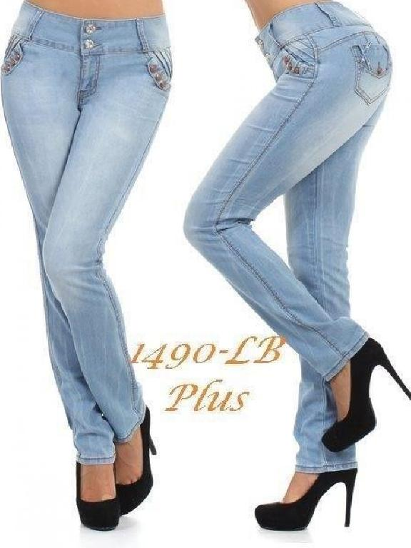 Jeans Dama SD - Ref. 108 -1490MM