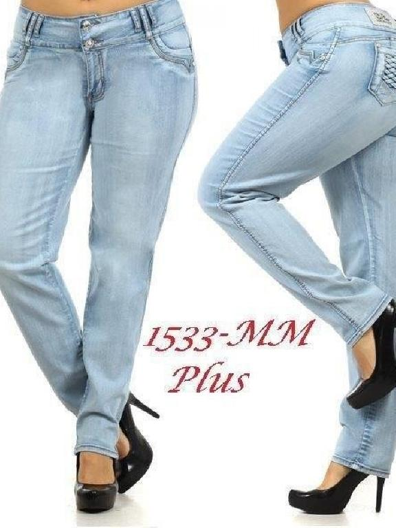 Jeans Dama SD - Ref. 108 -1533MM