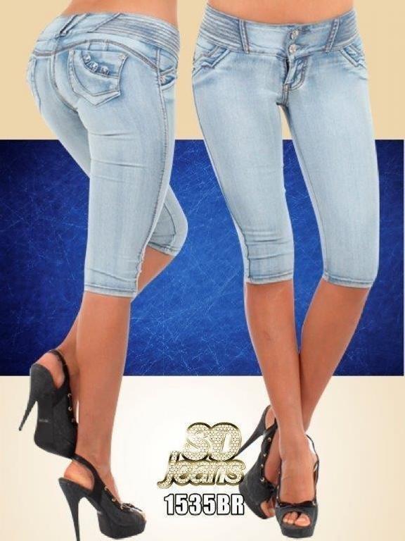 Jeans Dama Levantacola SD Jeans  - Ref. 108 -1535 BR